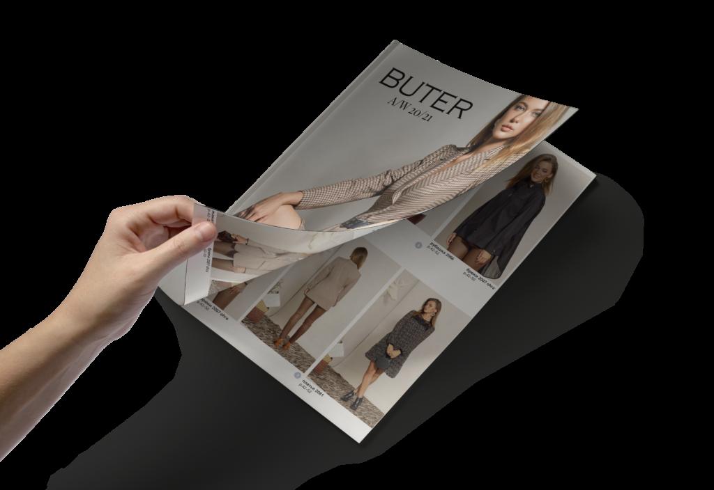 Дизайнерская одежда Buter оптом